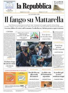 la Repubblica – 13 giugno 2019
