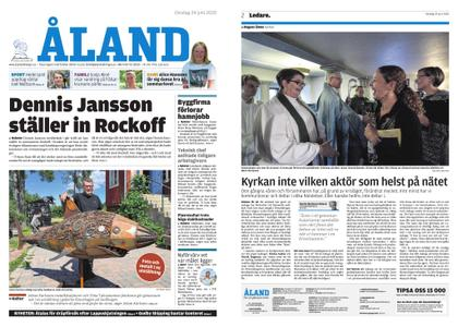 Ålandstidningen – 24 juni 2020