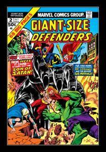 Giant-Size Defenders 002 1974 Digital