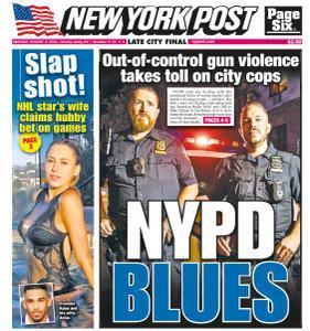 New York Post - August 2, 2021