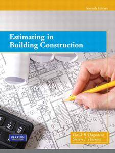 Estimating in Building Construction, 7th Edition (repost)