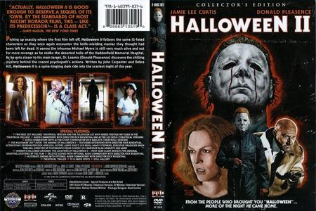 Halloween II (1981) [Collector's Edition]