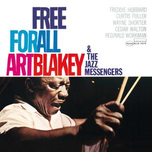Art Blakey & The Jazz Messengers - Free For All (1964/2012) [Official Digital Download 24bit/192kHz]
