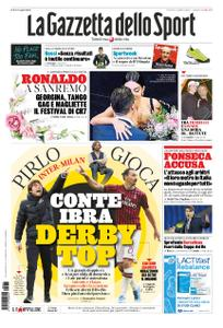 La Gazzetta dello Sport – 07 febbraio 2020