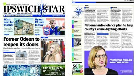 Ipswich Star – April 10, 2018