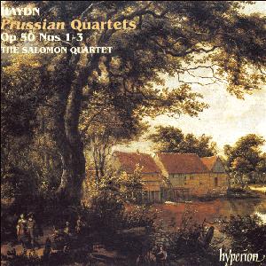 The Salomon String Quartet - Haydn: Prussian Quartets Op.50 Nos 1-3 (1993)