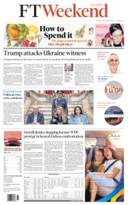 Financial Times Asia - November 16, 2019