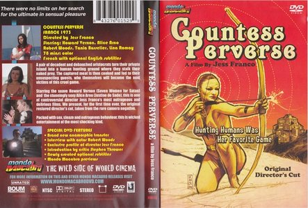 Countess Perverse (1973)  La comtesse perverse [Mondo Macabro]