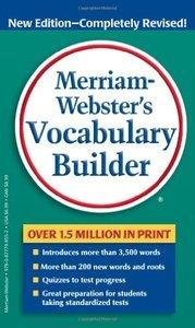 Merriam-Webster's Vocabulary Builder, 2nd edition (Repost)