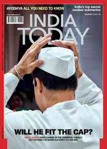 India Today - December 18, 2017