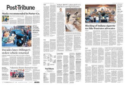 Post-Tribune – April 05, 2021