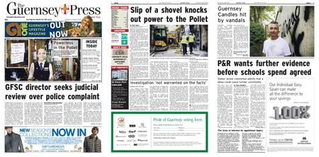 The Guernsey Press – 29 August 2019