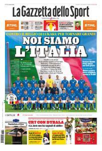 La Gazzetta dello Sport Nazionale - 2 Luglio 2021