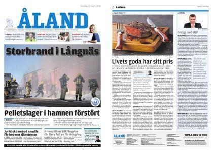 Ålandstidningen – 21 mars 2018
