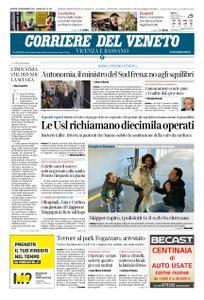Corriere del Veneto Vicenza e Bassano – 29 novembre 2018