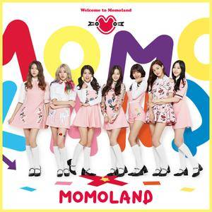 Momoland - Welcome To Momoland (Korea EP) (2016) {Dublekick Company/LOEN Entertainment}