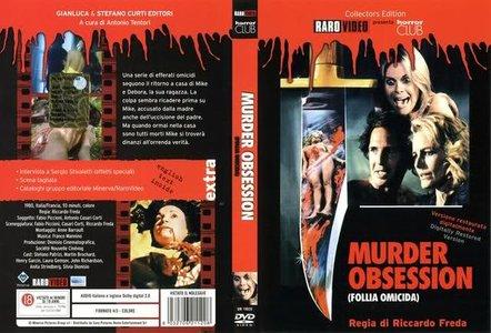 Murder obsession (Follia omicida) (1981) [Re-UP]