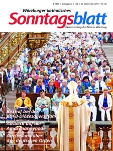 Sonntagsblatt – 22. September 2019