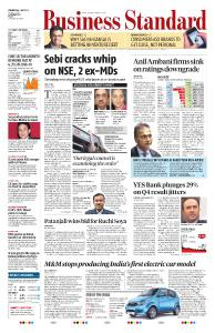 Business Standard - May 1, 2019