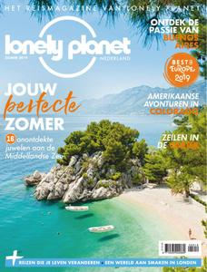 Lonely Planet Traveller Netherlands - juli 2019