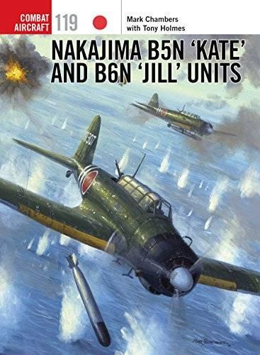 Nakajima B5N 'Kate' and B6N 'Jill' Units