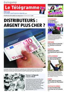Le Télégramme Guingamp – 22 mai 2019