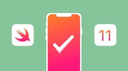 iOS 12 & Swift 4: Build a To-Do List App