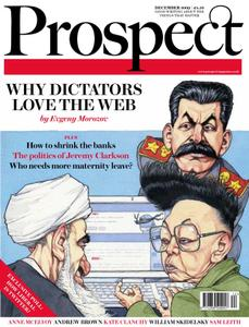 Prospect Magazine - December 2009