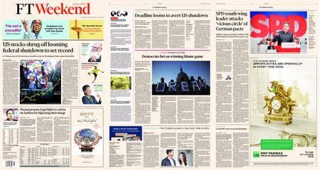 Financial Times Europe – 20 January 2018