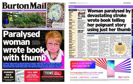 Burton Mail – August 07, 2019