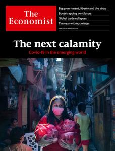 The Economist Middle East and Africa Edition – 28 March 2020