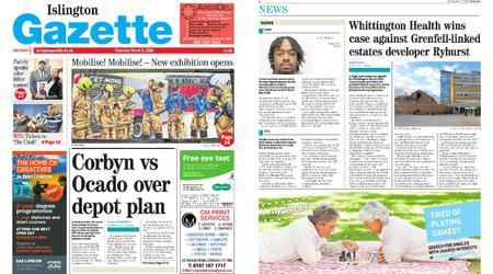 Islington Gazette – March 05, 2020