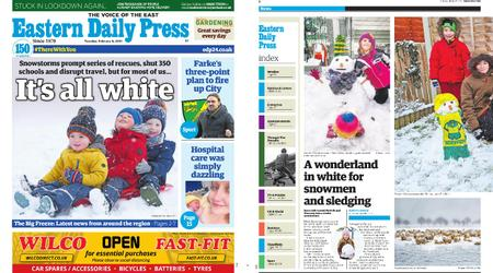 Eastern Daily Press – February 09, 2021