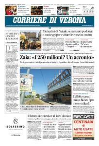 Corriere di Verona – 08 novembre 2018