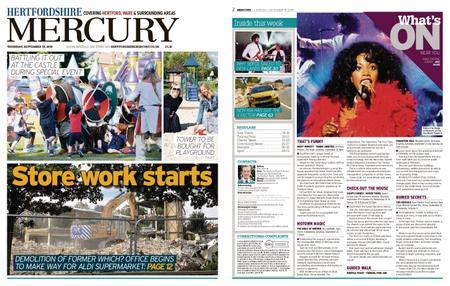 Hertfordshire Mercury – September 19, 2019