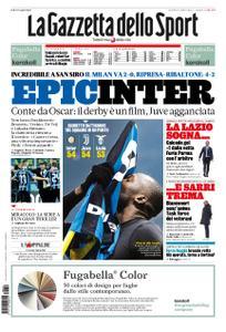 La Gazzetta dello Sport Roma – 10 febbraio 2020