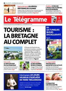 Le Télégramme Ouest Cornouaille – 05 juillet 2021