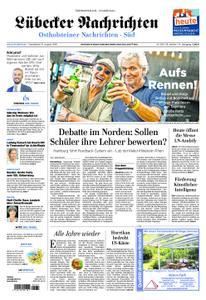 Lübecker Nachrichten Ostholstein Süd - 31. August 2019