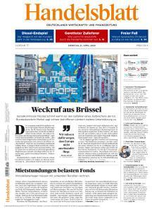 Handelsblatt - 21 April 2020