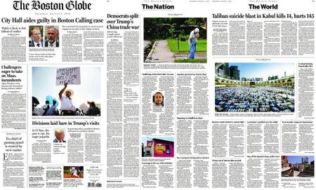 The Boston Globe – August 08, 2019