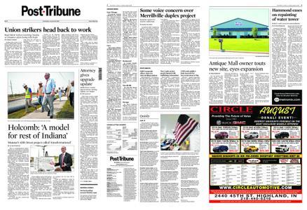 Post-Tribune – August 31, 2019