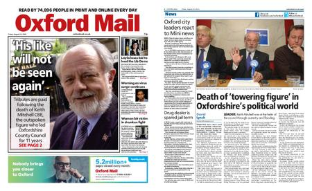 Oxford Mail – August 28, 2020