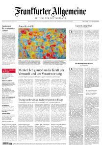 Frankfurter Allgemeine Zeitung - 3 November 2020