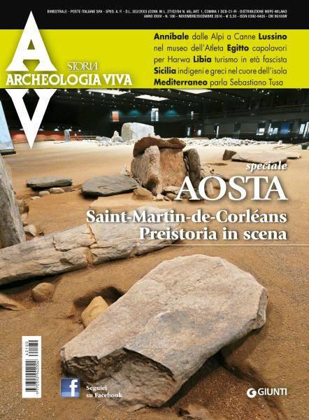 Archeologia Viva - Novembre-Dicembre 2016