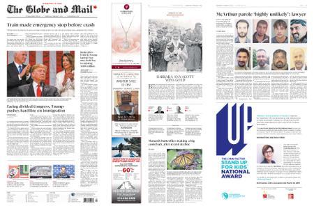 The Globe and Mail – February 06, 2019