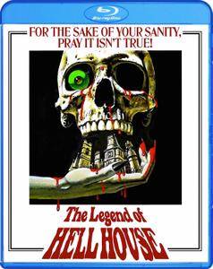The Legend of Hell House (1973) + Extra [w/Commentary]