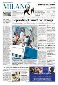 Corriere della Sera Milano – 26 settembre 2018