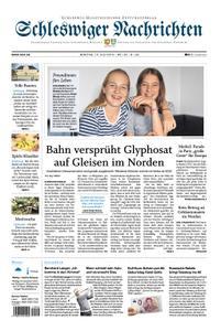 Schleswiger Nachrichten - 15. Juli 2019