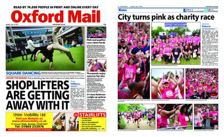 Oxford Mail – July 15, 2019