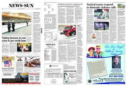 Lake County News-Sun – March 01, 2018